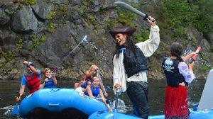pirate pocono jim thorpe pa whitewater family style