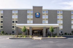 Comfort Inn Pittston, raft and stay,bike and stay