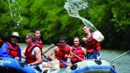 pocono whitewater rapids rafting raft group Poconos free group leader benefits
