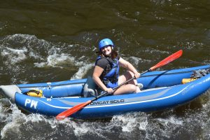The Expedition, Pocono Whitewater, kayaking trip, Poconos, Lehigh River kayaking